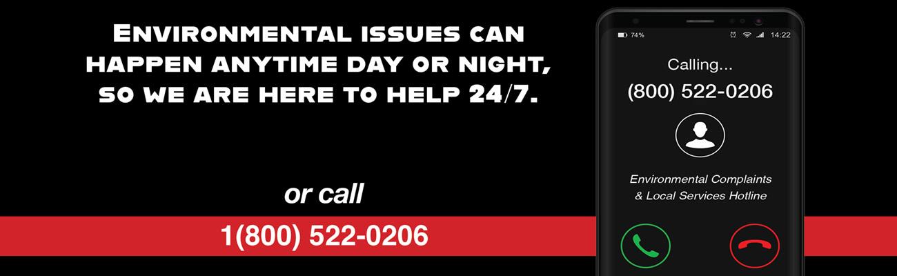 Complaints Hotline 1-800-522-0206